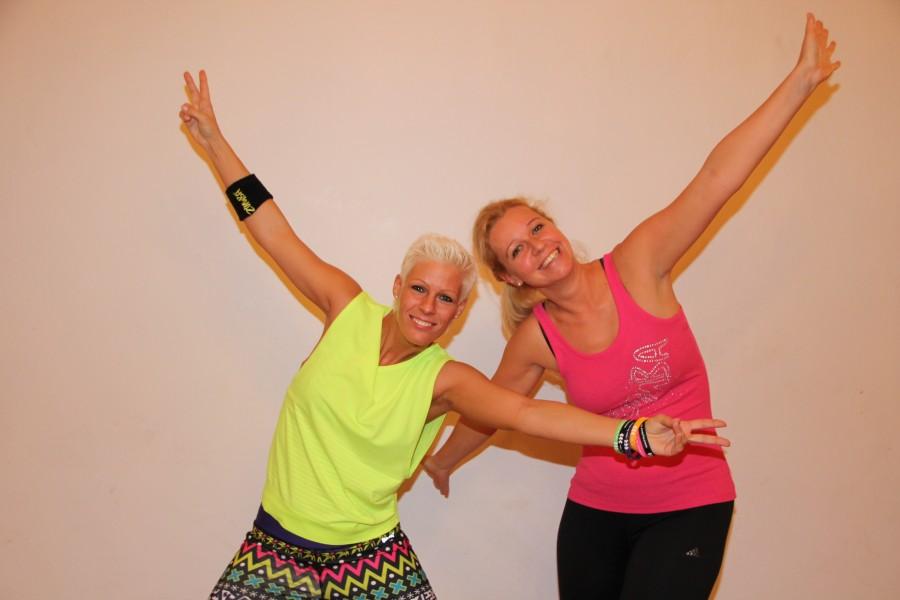 Manuela Bauer, Zumba mit Manu, crazy-dance.at, Zumba Fitness, Floridsdorf