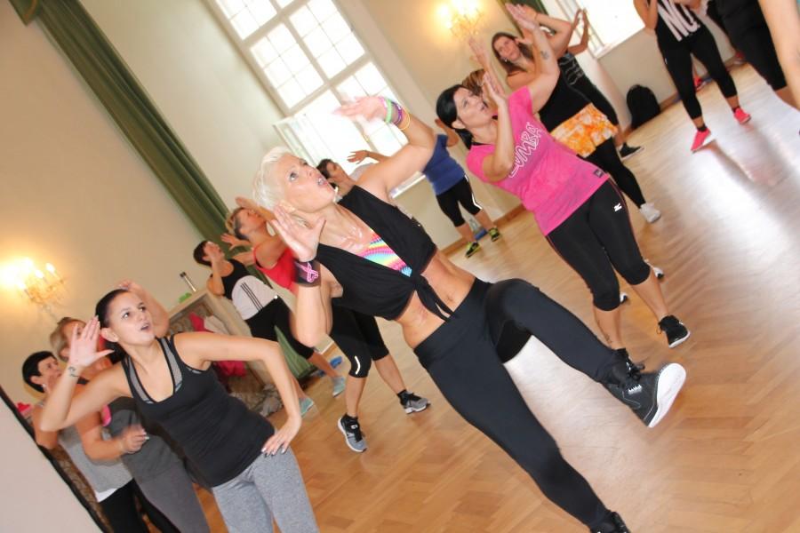 Manuela Bauer, Zumba mit Manu, crazy-dance.at, Zumba Fitness