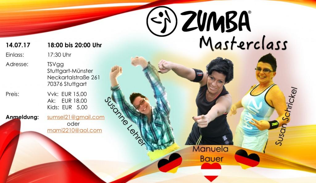 Zumba mit Manu, www.crazy-dance.at, Manuela Bauer